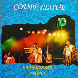 Coupé Cloué - La Legende Live!!!