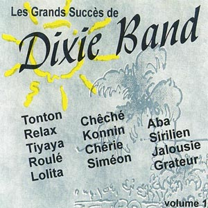 Dixie Band - Les Grands Succes de Dixie Band - Vol.1