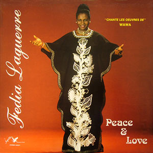 Fedia Laguerre - Peace And Love