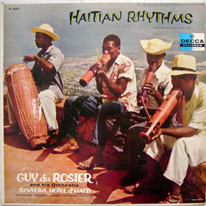 Guy Durosier - Haitian Rhythms