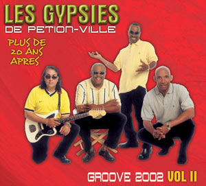 Gypsies - Groove 2002 - Vol.II (plus 20 ans apres)