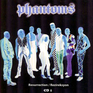Phantoms - Résurrection - CD 1