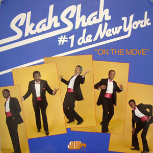 Skah-Shah - On The Move