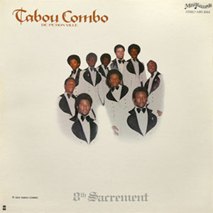 Tabou Combo - 8'th Sacrament  «New York City»