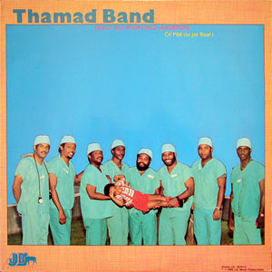 Thamad Band - Don't kill your children: Ce pitit ou pas toue!