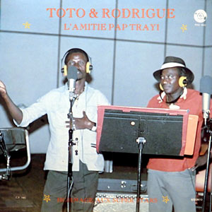 Toto & Rodrigue - Homage A Superstars