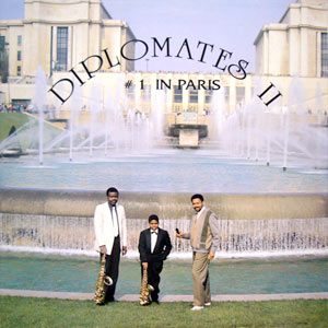 Diplomates - #1 in Paris