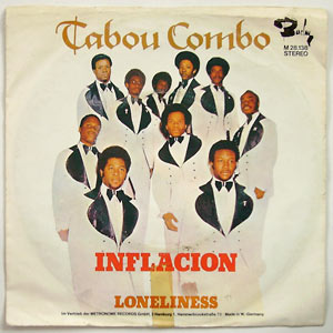 Tabou Combo - Inflacion / Loneliness