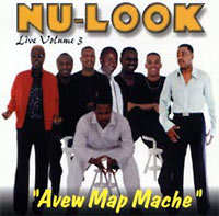 Nu-Look - Live Vol.3 - Avew Map Mache