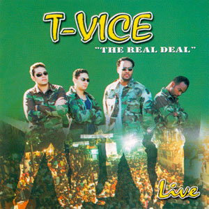 T-Vice - Live - The Real Deal