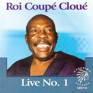 Coupé Cloué - Live No.1