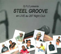 Steel Groove - En Live au 287 Night Club