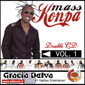 Mass Konpa - Gracia Delva - Vol.1 live