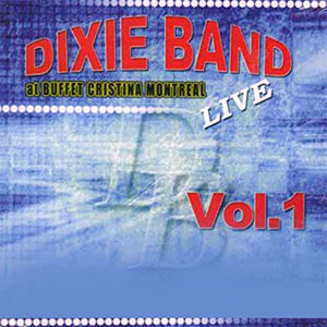 Dixie Band - Live - Vol.1 - 2004