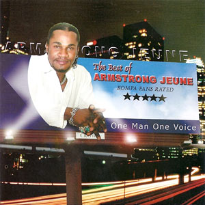 Armstrong Jeune - The Best Of