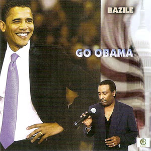 Michel Ange Bazile - Go Obama