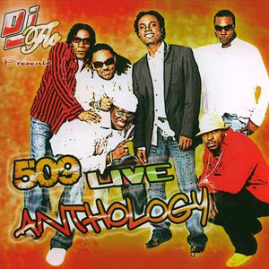 509 - Live Anthology