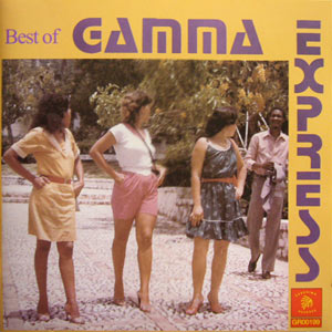 Gamma Express - The Best of...