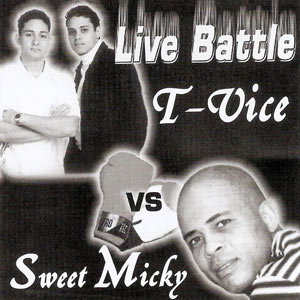 T-Vice vs. Sweet Micky - Live Battle