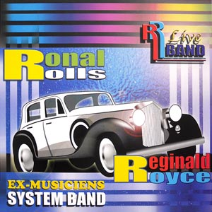 RR Band - Live (Ex-Musiciens System Band)