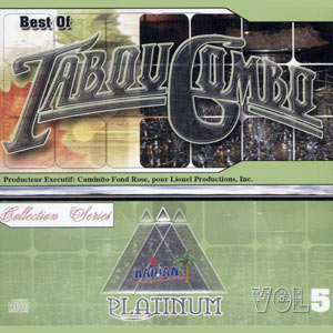Tabou Combo - Platinum Vol.5 - Best Of