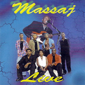 Massaj - Live (Vol.2)